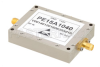 0.5 dB NF, 16 dBm P1dB, 1.215 GHz to 1.4 GHz, Low Noise Amplifier with Integrated Band Pass Filter, 35 dB Gain, SMA -- PE15A1040 -Image