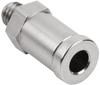 Push-in Fitting, straight STV-GE M5-AG 4 -- 10.08.02.00200