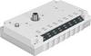Electrical interface -- CPV14-GE-PT-8 -Image