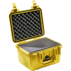 Pelican 1300 Case with Foam - Yellow | SPECIAL PRICE IN CART -- PEL-1300-000-240 -Image