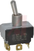 Switch, BAT LEVER, DPDT, ON-NONE-ON, SCREW Terminal -- 70155767 - Image