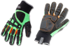ProFlex 925F(x) Dorsal Impact-Reducing Gloves -- ERGO-925FX