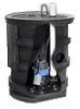 GWP – Plumber Wastewater Package Systems – with PS and PV pumps Pump/Basin Packages -- View Larger Image