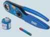 Hand Crimp Tool for 10 amp & 16 amp pins -- CCPZ-MIL - Image