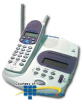 Northwestern Bell 2.4GHz Cordless Phone with AM/FM Clock.. -- NWB-36285-1
