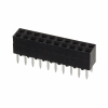 Rectangular Connectors - Headers, Receptacles, Female Sockets -- 1-535598-0-ND