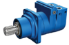 Geroler Motors (Low-Speed, High-Torque) -- HP30 Hydraulic Motor