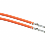 Jumper Wires, Pre-Crimped Leads -- 0039000038-02-A4-D-ND -Image