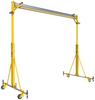 DBI-SALA FlexiGuard Yellow A-Frame Fall Arrest System - 840779-09983 -- 840779-09983