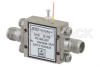 52 dB Gain, 3.3 dB NF, 12 dBm P1dB, 26.5 GHz to 40 GHz, Low Noise Broadband Amplifier, 2.92mm -- PE15A3307 -Image
