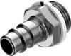 Quick coupling plug -- NPHS-S6-M-G38 - Image