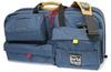 PortaBrace CO-OB Carry-On Camera Case (Blue) -- CO-OB