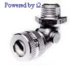 1/2 in Flexible Cord Connector Liquid-tight 90-Degree Male Aluminum -- 78358520122-1