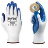 HyFlex(R) NBR; Nitrile-dipped, fine gauge knit liner; Size 7 -- 076490-05622