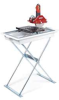M K DIAMOND MK-370EXP Tile Saw with Stand -- Model# 159943