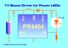Low Voltage Boost Driver -- PR4404