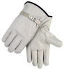 Standard Grain Cowhide Driving Gloves - Pull Strap -- REV-96-B