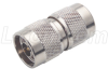 Coaxial Adapter, N Male / N Male (Gender Changer) -- BN106