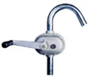 Rotary drum pump, High Volume 27 GPM, Aluminum -- GO-06510-19 -- View Larger Image