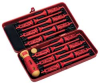 Insulated Screwdriver Set,14 Pc -- 3KHY4