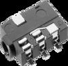 Interconnect > Audio Connectors > 2.5 mm Jacks -- MJ1-2533-SMT