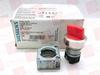 SIEMENS 3SB35002KA21 ( ACTUATOR KNOB 2POS METAL ROUND 22MM RED ) -Image