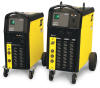 Step-switched power sources with Origo™ Feed 304 M12 -- Origo™ Mig 320/410