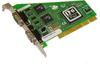 Dual Serial PCI (16650) (2x9pin) Ports -- 2SH
