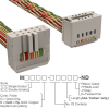 Rectangular Cable Assemblies -- M3UEK-1060K-ND -Image