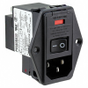 Power Entry Connectors - Inlets, Outlets, Modules -- 1-6609104-3-ND - Image