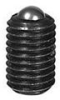 Steel Ball Plungers -Fine Thread (UNF)
