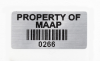 Bar Code Decals & Bar Code Labels - Image