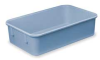 Fiberglass Nest Container,D 11 7/8,Blue -- 3EVE6
