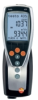 testo 435-2, multi-functional measuring instrument for A/C, ventilation and Indoor Air Quality with readings memory, PC software and USB data transmission cable, incl. battery and calibration protocol -- 0563 4352