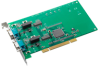 2-port CAN-bus Universal PCI Communication Card with CANopen Support -- PCI-1682U-AE