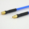 SMP Female to Mini SMP Female Cable FM-F086 Coax in 24 Inch -- FMC2225085-24 -Image