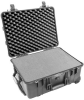 Pelican 1560 Case with Foam - Black | SPECIAL PRICE IN CART -- PEL-1560-000-110 -Image