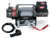 Electric Winches,22.2 fpm,15,000 lb.,12V -- 16Y217