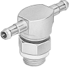 Barb T-fitting -- TCN-1/8-PK-3 -Image