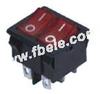 Miniature Rocker Switch -- MIRS-2101 ON-OFF - Image