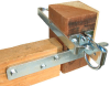Gate Latch, Ring Type -- 504150
