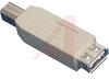 USB 2.0 A Jack to B Plug Adapter - Good -- 70159512 - Image