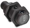 Photoelectric sensor (photo eye), 18mm diameter, receiver, 10-30 ... -- FBR-DP-0E - Image