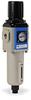 Pneumatic / Compressed Air Filter-Regulator: 1/4 inch NPT female ports -- AFR-3233-MD - Image