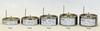 Capacitor, Tantalum Hybrid THQ series -- THQ5050303