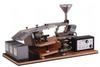 Mater Mat-Osu Single Deck Vibratory Separator - 220VOLT, 50HZ, 90WATTS, SINGLE DECK VIBRATORY SEPARATOR -- SD1002