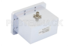 WR-229 CMR-229 Flange to SMA Female Waveguide to Coax Adapter Operating from 3.3 GHz to 4.9 GHz -- PE9833 - Image