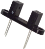 Optical Sensors - Photointerrupters - Slot Type - Transistor Output -- OPB812L55-ND -Image