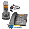 Amplicom PowerTel 680 Amplified Corded Telephone with.. -- PT680
