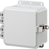 Nema and IP Rated Electrical Enclosure 6X6X3 -- P6063LL